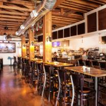 photo of newhall refinery restaurant