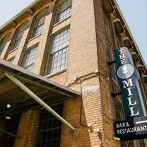 photo of the mill nola restaurant