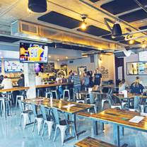 photo of toss pizzeria & pub - south 1st restaurant