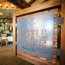 photo of little onion mexican restaurant - santa ana restaurant