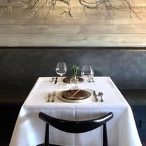 photo of bosq restaurant