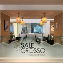 photo of al sale grosso restaurant