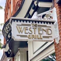 photo of the west end grill restaurant