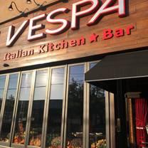 photo of vespa italian kitchen & bar restaurant