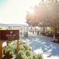 photo of tuscan terrace restaurant
