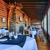 photo of pictou lodge restaurant