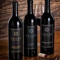 photo of callan cellars restaurant