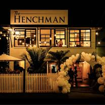 photo of the henchman restaurant