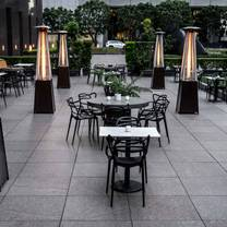 photo of the vault garden restaurant