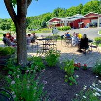 photo of hearth & vine cafe at black star farms restaurant