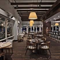photo of caña - fairmont el san juan hotel restaurant
