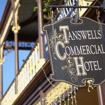 photo of tanswells commercial hotel restaurant