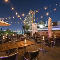 photo of stk rooftop restaurant