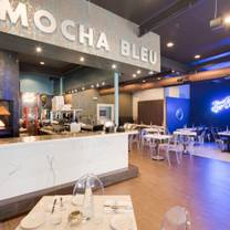 photo of mocha bleu restaurant