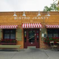 photo of bistro jeanty restaurant