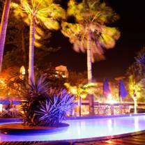 photo of komune beach club restaurant