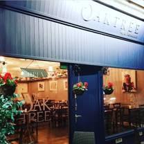 photo of oaktree vegan restaurant restaurant