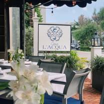 photo of casa l'acqua ristorante italiano restaurant