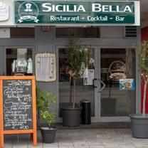 foto von sicilia bella restaurant