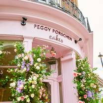 photo of peggy porschen - belgravia restaurant
