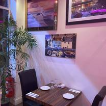 photo of four seasons restaurant restaurant