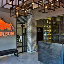 foto de restaurante madison grill - ruiz cortines