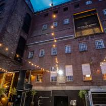 photo of guinness open gate brewery restaurant