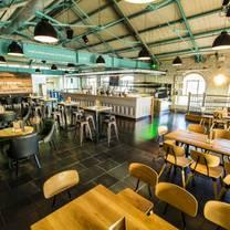 photo of arthurs bar at guinness storehouse restaurant