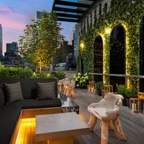 photo of castell rooftop lounge restaurant