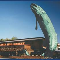 photo of atlanta fish market restaurant