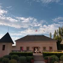 photo of the brander vineyard restaurant