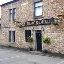 photo of the black bull restaurant