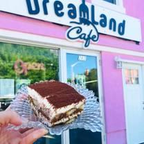 foto von dreamland cafe restaurant