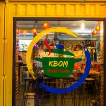 photo of kbom bar & kitchen restaurant