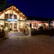 foto von landbrenner restaurant im gut clarenhof restaurant