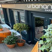 photo of urban angel restaurant