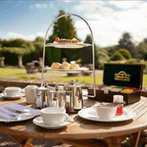 photo of afternoon tea @ the manor restaurant restaurant