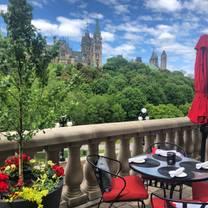 photo of terrasse- fairmont chateau laurier restaurant