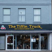 photo of the tiffin truck restaurant