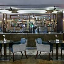 photo of the river bar bistro at the crowne plaza restaurant