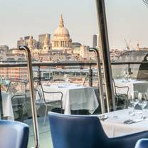 photo of oxo tower restaurant restaurant