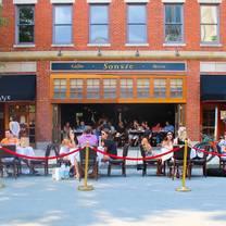 photo of sonsie - boston restaurant