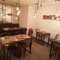 photo of mira restaurant