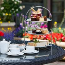 photo of afternoon tea @ holt hotel restaurant