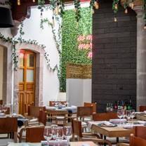foto de restaurante scamol, gastronomía de méxico