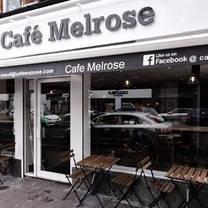 photo of cafe melrose restaurant