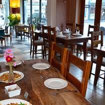 photo of atom thai restaurant