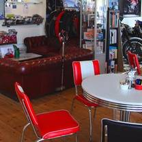 photo of chequered flag cafe restaurant