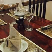 photo of the siam thai boran restaurant