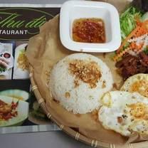 photo of restaurant thuday restaurant